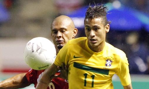 ¿Neymar será el mejor jugador del mundo el 2014? Eso dice su DT