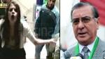 Ministro Valdés respaldó a policías agredidos en comisaría de La Molina - Noticias de kurt heinz lundstrom porras