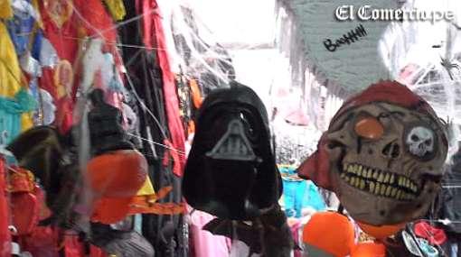 ¿Sin ideas para disfrazarte en Halloween? Aquí hay algunas