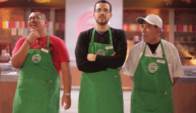 FOTOS: las postales del más reciente capítulo de Master Chef Perú