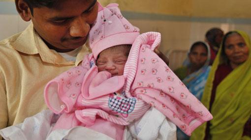 Tres países se disputan tener al bebe 7.000 millones del planeta