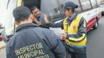 Desconcertados, transportistas de Av. Túpac Amaru evalúan parar por desvío de rutas - Noticias de iris pro