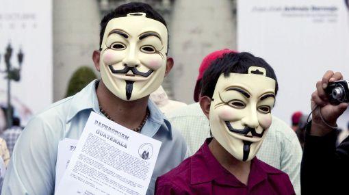 Anonymous dejó al descubierto a visitantes de foros de pornografía infantil
