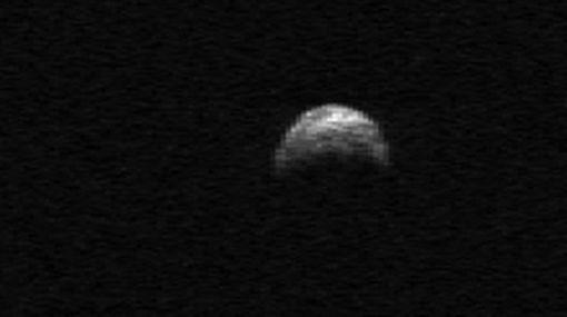 La NASA estudiará asteroide que pasará hoy cerca a la Tierra