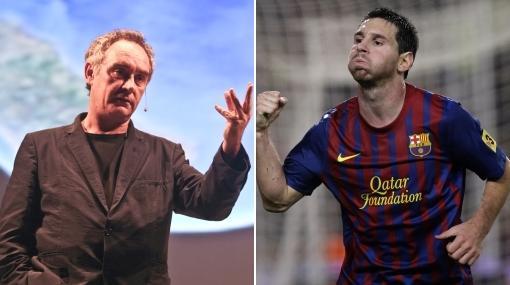 """""""Lionel Messi es inspiracional"""", lo dice el mejor chef del mundo"""