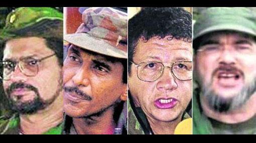 Uno de estos hombres sería el sucesor de 'Alfonso Cano' al frente de las FARC