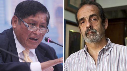 Oficialista Pari tampoco reconoce a Diez Canseco como titular de megacomisión