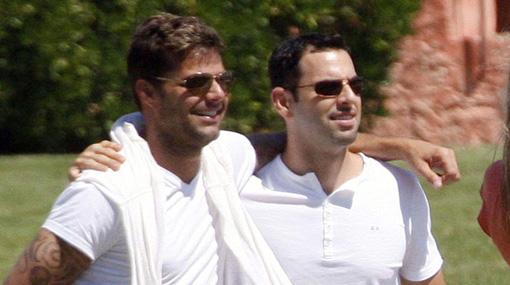 """Ricky Martin: """"Mi novio es inteligente y sexy"""""""