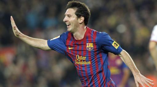 """Lionel Messi: """"Mi plan es jugar toda la vida en el Barcelona"""""""