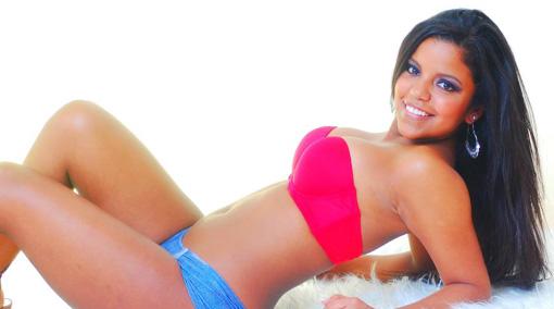 "FOTOS: la hija del ""Nene"" Cubillas debuta como modelo"