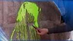 Muros incas manchados con pintura estarán limpios en 15 días - Noticias de julio sierra palomino
