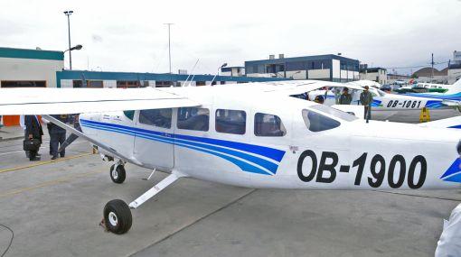 Golpe al narcotráfico: incautan dos avionetas y bienes por US$17 mlls