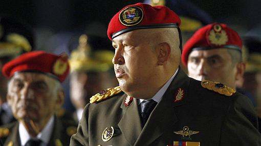 """Hugo Chávez: """"Terrorista venezolano es luchador de causa de los pueblos"""""""