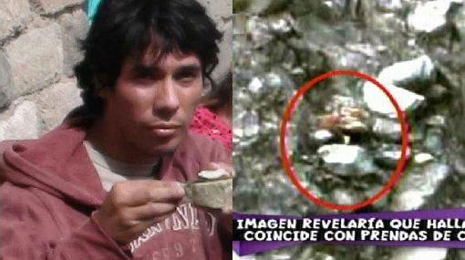 Ciro Castillo Rojo caminó mucho tiempo sin zapatos antes de caer