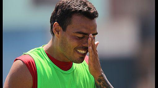 Alianza separó a Fleitas del primer equipo por quejarse de falta de pago