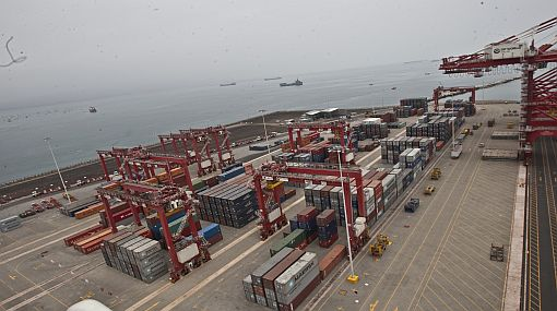 Plan Nacional de Desarrollo Portuario entra en vigencia desde mañana