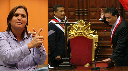 "Pérez Tello sobre Chehade: ""No existe la licencia del vicepresidente"""