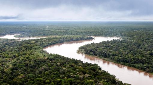 La Amazonía está entre las Siete Nuevas Maravillas Naturales del Mundo