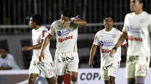 La 'U' se fue de la Sudamericana dejando números que ilusionaron