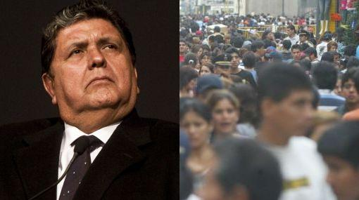 Un 82,9% de peruanos aprueba investigación a gobierno de Alan García
