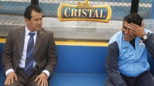 Reynoso dice que con más refuerzos Cristal será competitivo el 2012