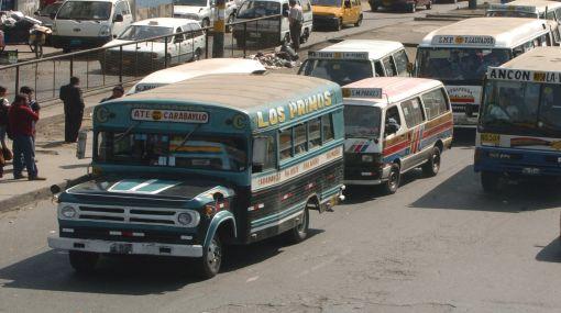 Chatarreo de vehículos con más de veinte años no tiene fecha de inicio