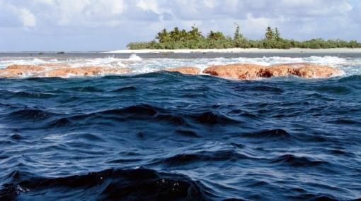 Kiribati, la isla destinada a desaparecer por el calentamiento global