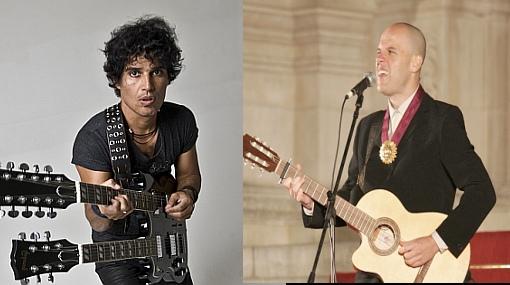 Pedro Suárez Vértiz felicitó a Gian Marco por su segundo Grammy