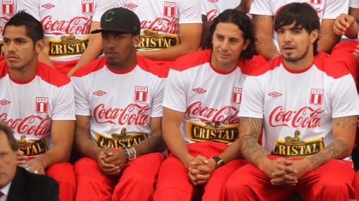 La lista de 23 jugadores de la selección peruana que viajan a Quito