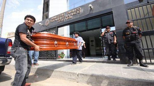 Estado peruano pidió perdón a deudos de víctimas del Santa