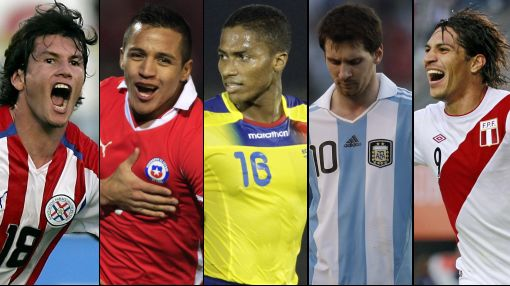 Eliminatorias Brasil 2014: todos los partidos de hoy