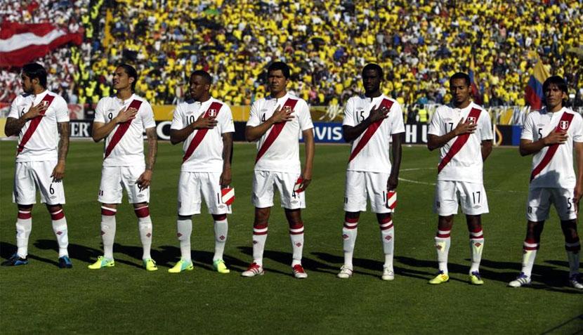 FOTOS: Perú dejó todo en Ecuador, pero la altura pudo más