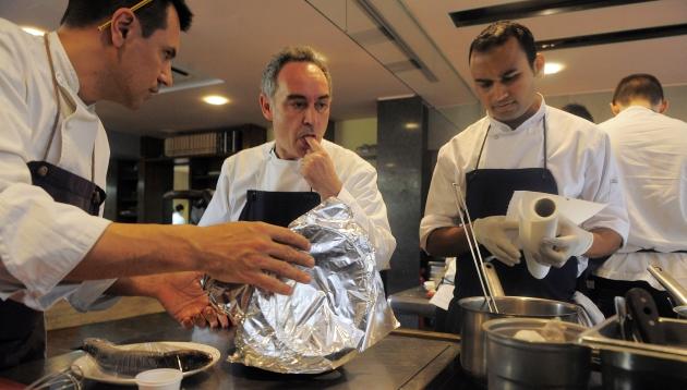 ¿Qué comían los trabajadores del mejor restaurante del mundo?
