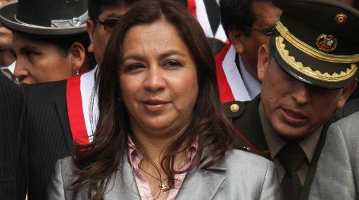 """Marisol Espinoza: """"Es inadecuada la calificación de preso político para Antauro Humala"""""""