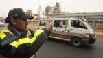 Paro de transportistas del Callao en el cono norte no afectó el tránsito - Noticias de oscar centeno