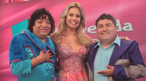 Ráting: Laura Huarcayo hizo 8,8 puntos en su regreso a la TV