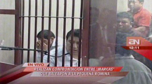 Caso Romina Cornejo: 'marcas' se contradijeron al ser confrontados