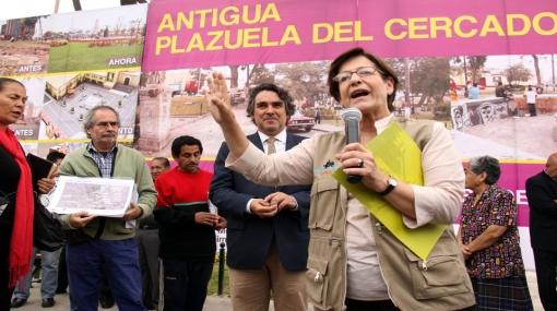 Ambulantes del Centro de Lima serán retirados pese a protestas