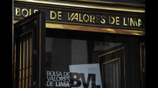 Bolsa de Valores de Lima cierra con pérdidas tras cuatro jornadas al alza