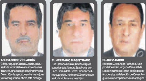 Reponen a jueces que favorecieron a sujeto que violó a sus tres hijas