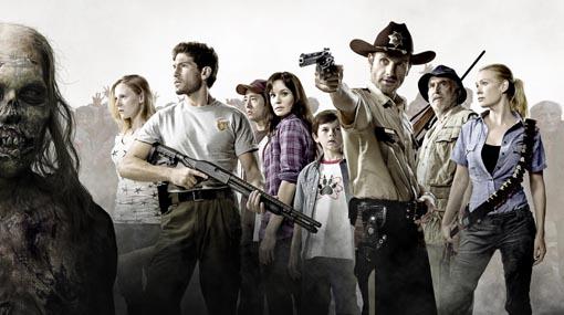 """""""The Walking Dead"""" llegará a las pantallas peruanas"""