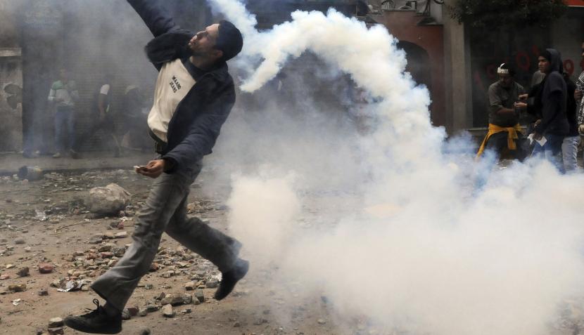 Egipto: ya van 13 muertos tras choque entre manifestantes y policías