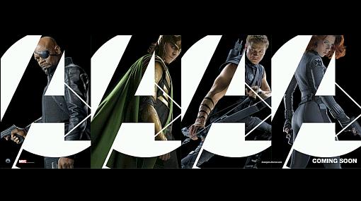 """Primeros afiches oficiales de """"Los Vengadores"""" salieron a la luz"""
