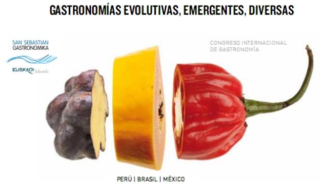 Cocina peruana será la estrella en San Sebastián Gastronomika