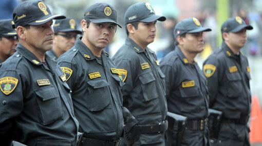 Policía desmintió irregularidades en los ascensos