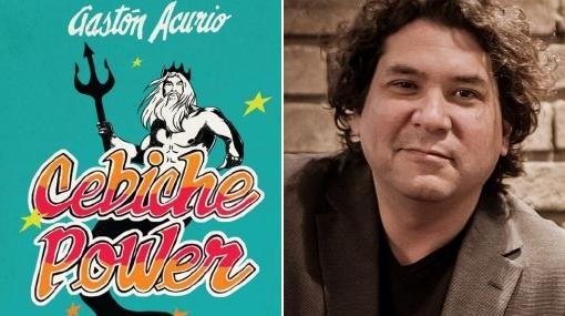 """""""Cebiche Power"""", el nuevo libro de Gastón Acurio"""