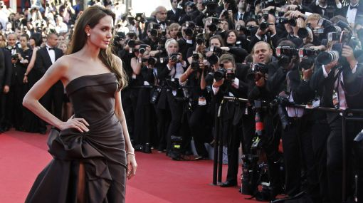 """Angelina Jolie es la mujer más elegante del mundo, según revista """"Hola"""""""