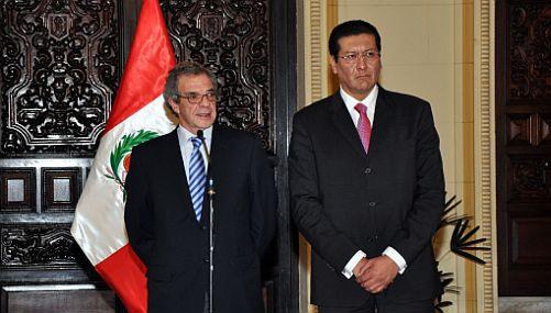 Presidente de Telefónica se reunió con Ollanta Humala