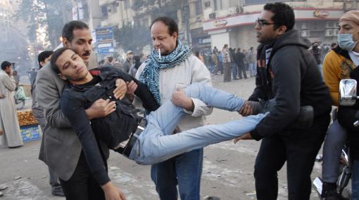 """Egipto: Junta Militar reconoció """"muchas violaciones"""" de DD.HH."""