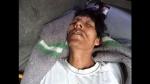 Moyobamba: recluso se cosió la boca para clamar inocencia - Noticias de jacob soboroff